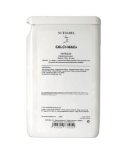 Calci-Mag+ supplement nutri-bel