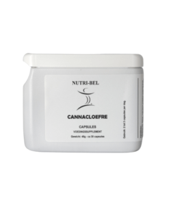 Cannacloefre supplement nutri-bel