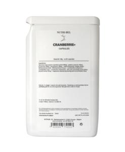Cranberrie supplement nutri-bel