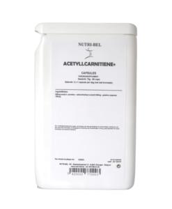 Acetyllcarnitiene+ supplement nutri-bel
