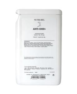 Anti-oxid+ supplement nutri-bel