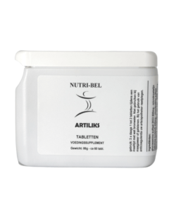 Artiliks supplement nutri-bel