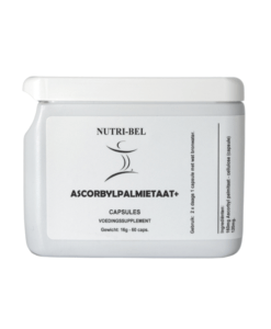 Ascorbylpalmietaat+ supplement nutri-bel