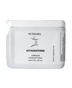 Astaxanthine supplement nutri-bel