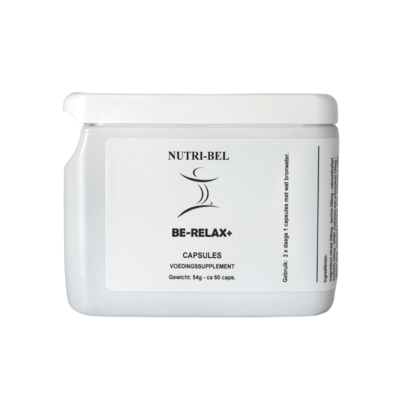 Be-Relax+ supplement nutri-bel