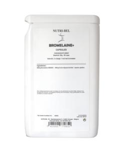 Bromelaine+ supplement nutri-bel