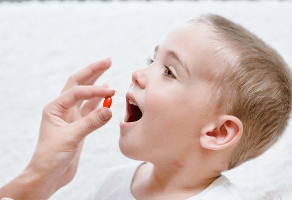 Kind voedingssupplement