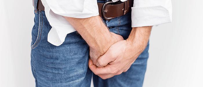 prostaatklachten bij mannen