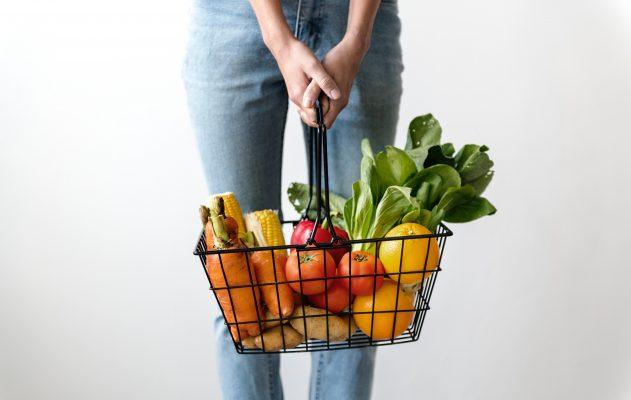 Eten voor veggies