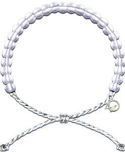 4Ocean kleur wit armband