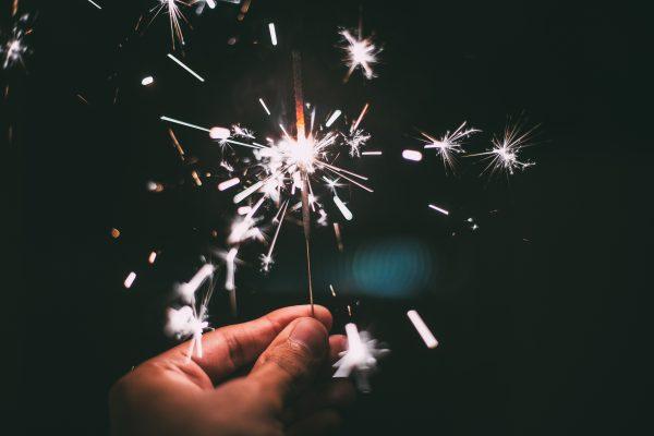 nieuwjaar vieren