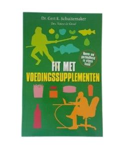 Fit met voedingssupplementen leesboek