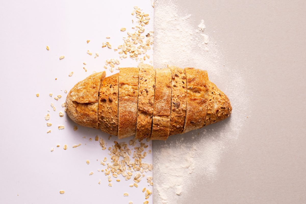 Brood een bron van gluten