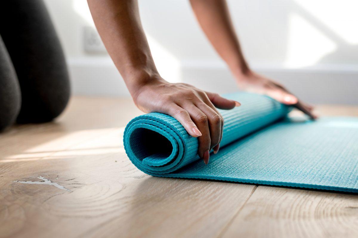 Yoga is goed voor de gezondheid
