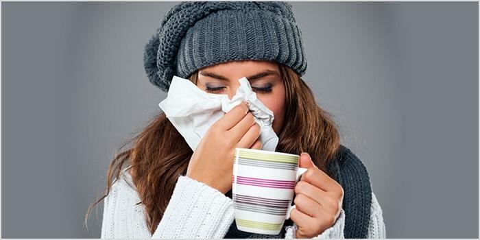 Natuurlijke remedies - verkoudheid