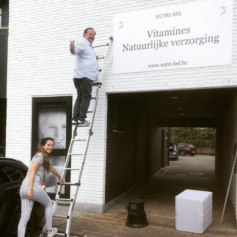Nutri-Bel kantoor in Drongen
