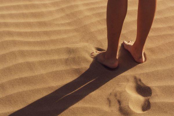 natuurlijke verzorging voor je voeten