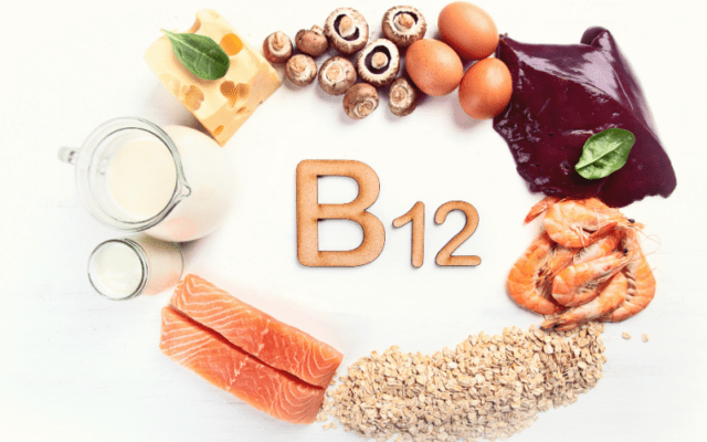 Vitamine B12 in voeding