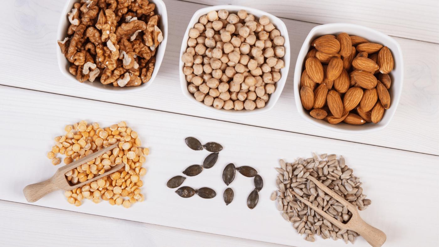 Zink in je lichaam supplement
