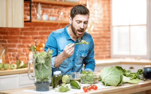meer energie dankzij voeding
