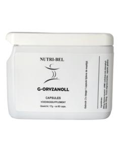 G-oryzanoll supplement nutri-bel