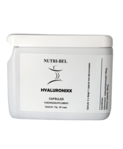 Hyaluronixx supplement nutri-bel