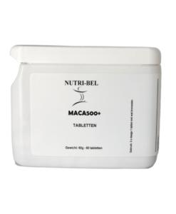 Maca500+ supplement